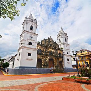 Panama Stadt - Kathdrale