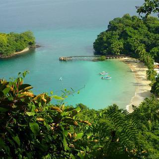 Panama Isla Coiba