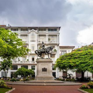 Panama City historischers Viertel